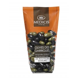 Olives scrublands